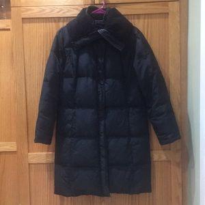 Black winter coat - WARM!